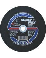 SUPERFLEX STEEL CUTTING DISC 230X3X22.23MM