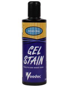 WOODOC GEL STAIN ADRIATIC BLUE 250ML
