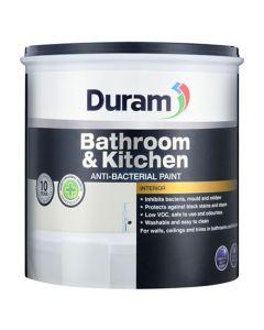 DURAM KITCHEN & BATHROOM ENAMEL WHITE 1L