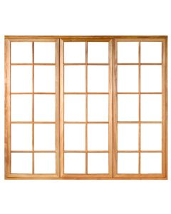 SWARTLAND WA3SP  WOODEN WINDOW FRAME 1487HX1672W