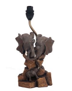 Brightstar BTL007 Elephant Table Lamp