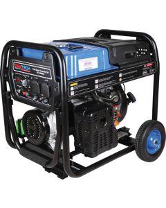 GENTECH GP8000ES ELECTRIC START DIESEL 4-STROKE GENERATOR 7.0KVA