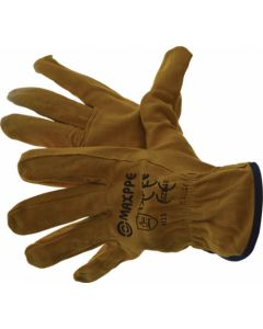 GLOVE NAPPA SPLIT LEATHER