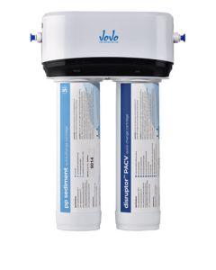 JOJO JJ-US-PPD2 UNDERSINK TWIN STAGE WATER FILTER