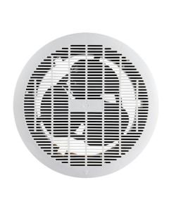 BRIGHT STAR FANEXT06 250MM WHITE EXTRACTOR FAN