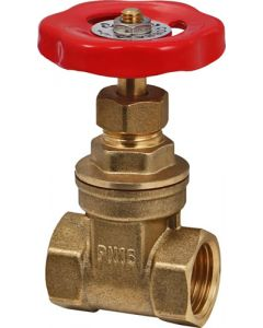 COBRA 1002/125-15  GATE VALVE 15MM FXF