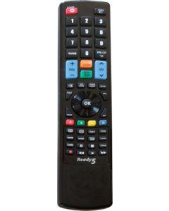 JOLLY  JL-1713 UNIVERSAL TV REMOTE CONTROL 5 TV BRANDS