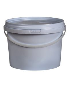 LIBRA PB030 PVC BUCKET AND LID 5L