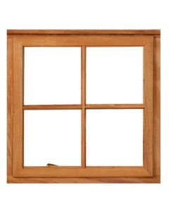 SWARTLAND WD1SP WOODEN WINDOW FRAME 584HX584W