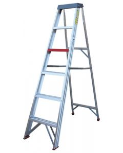 ALUMINIUM DO-ALL COMMERCIAL LADDER 1.8M