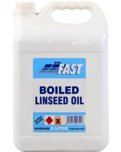 FAST BOILED LINSEED OIL 5L