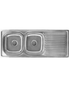 CAM AFRICA DC1248L/DEB DROP-IN 1200X480MM SINK