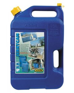 ADDISD WATER JERRY CAN PLASTIC 15L