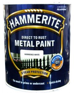 DULUX HAMMERITE DIRECT TO RUST METAL PAINT 1L
