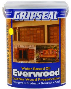 GRIPSEAL EVERWOOD WATER BASED OIL