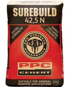 SUREBUILD CEMENT CLASS 42.5N COLLECTED