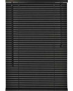 BLACK PVC BLIND