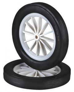 KEDLA NO38 PVC SPOKED WHEEL 180MM