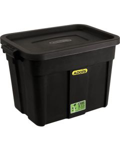 ADDIS 88310BK ROUGH TOTE STORAGE BOX 45L