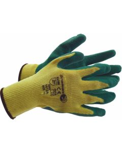 GLOVE KNITWRIST RUBBER COATED