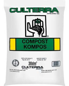 CULTERRA COMP00030 COMPOST 30DM3 BAG