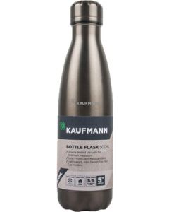 KAUFMANN 500ML GREY BOTTLE FLASK