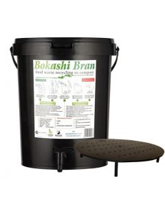 BOKASHI BRAN BK5015 25L COMPOSTER