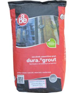 DURAGROUT GREY 25KG CONSTRUCTION-USE