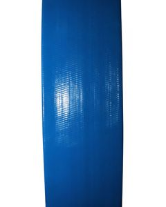 Blue Layflat Hose - 75mm x 100m Roll