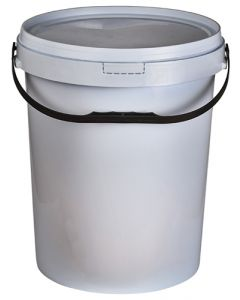 LIBRA PB033 PVC BUCKET AND LID 25L