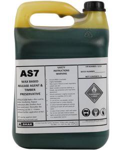 A.SHAK SHUTTERING OIL 5L