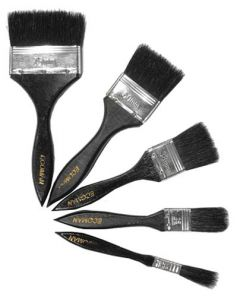 ACADEMY ECOMAN PAINT BRUSH SET OF 5