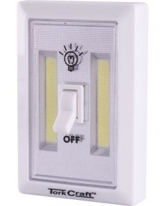 TORKCRAFT TCFL3010 LED LIGHT SWITCH 200 LUMENS