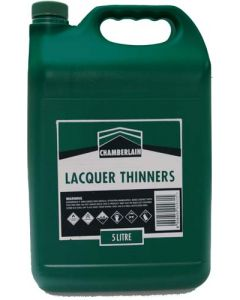 CHAMBERLAIN LACQUER THINNERS 5L