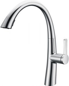 BIJIOU MAC-210752 EPTE PULL-DOWN SINK MIXER
