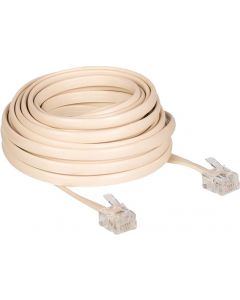 ELLIES BPTML5 5M MALE TO MALE TELEPHONE CABLE