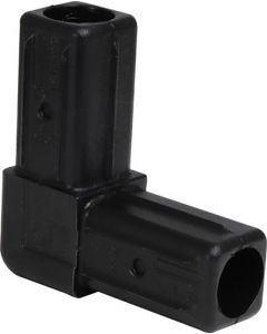 CONNECT-IT BL-38SQ-2-90 CORNER PIECE CONNECTOR 38MM