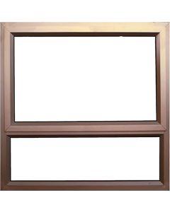Ibuild PT99B Aluminium Bronze Window 900x900mm