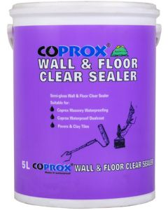 COPROX WALL & FLOOR CLEAR SEALER 5L