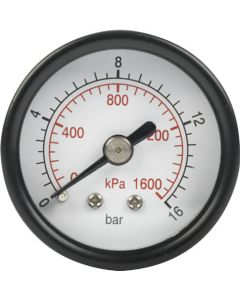 AIRCRAFT SD40R-2 PRESSURE GAUGE 40MM