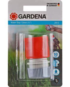 GARDENA 2913-20 WATER STOP 13MM 1/2