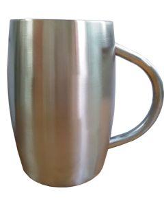 KAUFMANN 375ML STAINLESS STEEL BEER MUG