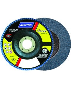 NORTON FLAP DISC 115X22MM P40