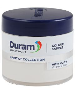 DURAM HABITAT COLLECTION SMART PAINT 90ML ( MISTY CLIFFS)