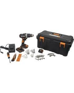 Worx WX372.12 20V Hammer Drill