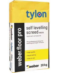 TYLON SELF LEVELLING SCREED 25KG