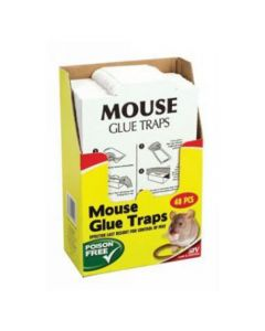 BIG CHEESE STV190 MOUSE GLUE TRAP