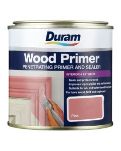 DURAM PINK WOOD PRIMER 500ML