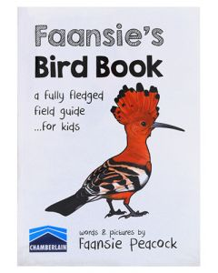FAANSIE'S BIRD BOOK - FIELD GUIDE FOR KIDS BOOK