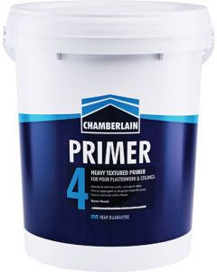 CHAMBERLAIN PLASTER PRIMER 4 20L